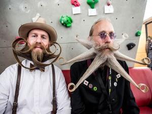 """Phi thường - kỳ quặc - Những bộ râu """"độc"""" nhất thế giới"""