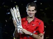 Thể thao - Phân nhánh Shanghai Masters: Chông gai chờ Federer