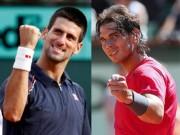Thể thao - Chi tiết Djokovic - Nadal: Thế trận khó cưỡng (KT)
