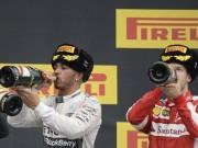 Đua xe F1 - Russian GP: Nỗ lực của Vettel