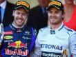 BXH Russian GP: Vettel soán ngôi Rosberg