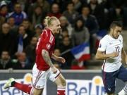 Bóng đá - Đan Mạch - Pháp: Tiếp đà thăng hoa