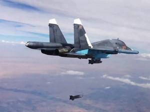 """Tin tức trong ngày - Mỹ """"nhường đường"""" cho chiến đấu cơ Nga ở Syria"""