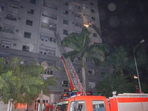 Tin tức trong ngày - Cháy chung cư Xa La: Nổ lớn phát ra từ tầng hầm