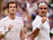 Thể thao - BXH tennis 12/10: Vượt Federer, Murray lên số 2