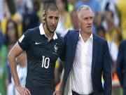 Bóng đá - Tin HOT tối 12/10: Benzema tức giận với CĐV