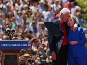 Tin tức trong ngày - Vợ chồng Hillary – Bill Clinton và 40 năm mặn nồng
