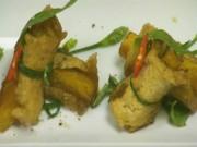 Ẩm thực - Đầu tháng thanh tịnh với đậu hũ kho rau răm