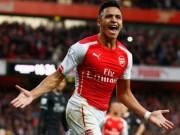 """Bóng đá - Sợ mất Sanchez, Arsenal """"dụ"""" lương khủng nhất Emirates"""