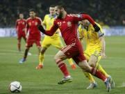 Bóng đá - Ukraine – Tây Ban Nha: Phản kháng quyết liệt