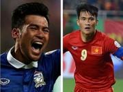 Bóng đá - Những cặp kỳ phùng địch thủ trong trận Việt Nam-Thái Lan