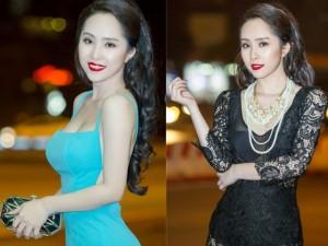 Thời trang - Bất ngờ với vẻ sexy của Quỳnh Nga ngày đi hát trở lại