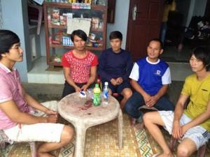 Tin tức Việt Nam - Ngư dân bị cướp tài sản, đâm chìm tàu tại Hoàng Sa