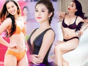 Thời trang - 9 mỹ nữ được truyền thông săn đón khi thi hoa hậu