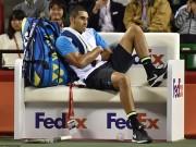 """Thể thao - """"Bad Boy"""" Kyrgios làm loạn ở Shanghai Masters"""