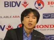 """Bóng đá - Miura: """"Cầu thủ VN nóng vội, không theo chỉ đạo của HLV"""""""