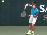 Thể thao - Điếc vẫn chơi quần vợt giỏi