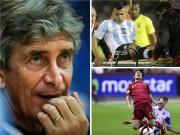 Bóng đá - Man City: Bão chấn thương và gánh nặng ngôi đầu
