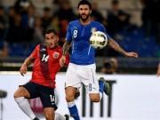 Bóng đá - Italia – Na Uy: Đẳng cấp lên tiếng