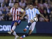 Bóng đá - Paraguay - Argentina: Vũ điệu lạc nhịp