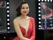 Thời trang - Thanh Hằng rạng rỡ trong hậu trường chung kết Next Top