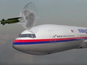 Video mô phỏng tên lửa Buk nổ, giết chết tổ lái MH17 ngay tức khắc