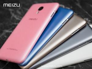 Dế sắp ra lò - Meizu lộ điện thoại chip 8 nhân, vỏ kim loại đặc biệt