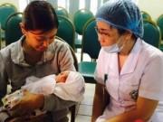 Sức khỏe đời sống - Kỳ tích sinh con sau khi chạy thận nhân tạo 7 năm