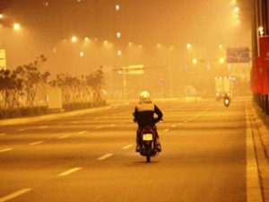 Tin tức trong ngày - Lại khốn khổ với sương mù độc hại bao trùm TPHCM