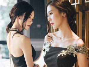"""Bạn trẻ - Cuộc sống - """"Người yêu"""" Sơn Tùng MTP khoe vai trần quyến rũ"""