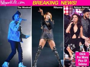 Selena Gomez, Rihanna sẽ hát tại Victoria's Secret 2015