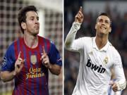 Bóng đá - Thống kê tới khi giải nghệ, Ronaldo vẫn ghi bàn kém Messi