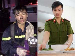 Tin tức Việt Nam - Chuyện người lính trẻ giải cứu 50 người trong đám cháy