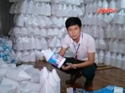 Thị trường - Tiêu dùng - Lật tẩy nguồn gốc nước giặt Thái Lan giá rẻ
