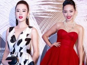 Người mẫu - Hoa hậu - Angela Phương Trinh, Tóc Tiên đọ sức hút trên thảm đỏ