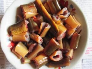 Ẩm thực - Món lươn kho tương ở vùng quê xứ Nghệ