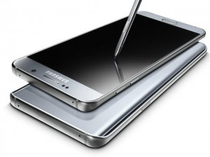 Điện thoại - Ngắm Galaxy Note 5 màu bạc Titanium đầy nam tính