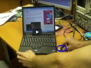 Sản phẩm mới - USB sát thủ phá hư máy tính trong... một nốt nhạc