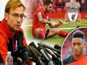 """Bóng đá - Liverpool: Klopp và chặng nước rút """"tử thần"""""""