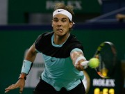Tennis - Nadal - Wawrinka: Cực nhanh, cực hiểm (TK Shanghai Masters)