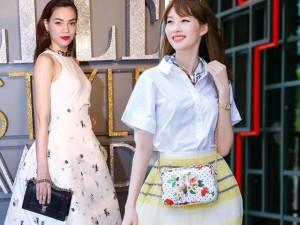 Thời trang - Choáng ngợp trước độ chịu chơi túi hiệu của sao Việt