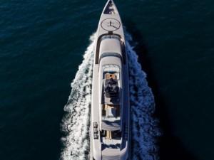 Tài chính - Bất động sản - Hạ thủy du thuyền siêu tốc của giới siêu giàu