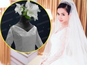 Thời trang - Váy tiền tỷ của Angelababy bị nhái, bán siêu rẻ