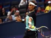 Nadal - Tsonga: Sức bền chiến thắng (BK Shanghai Masters)