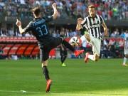 Bóng đá - Inter – Juventus: Thời thế xoay vần