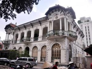 Tin tức trong ngày - Ngắm biệt thự cổ giá gần 35 triệu USD giữa Sài Gòn