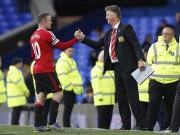 Bóng đá - Van Gaal muốn thắng Man City dễ như Everton