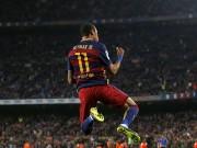 """Bóng đá - Ghi 4 bàn, Neymar được Luis Enrique ví như """"người điện"""""""