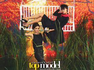 """Thời trang - Nhặt """"sạn"""" tại Vietnam's Next Top Model 2015"""