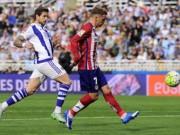 Bóng đá Tây Ban Nha - Sociedad – Atletico: Bay vào top 4